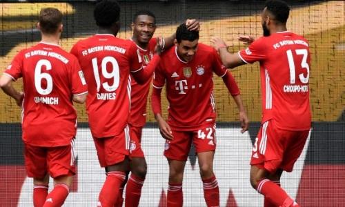 Прямая трансляция матча Бундеслиги «Бавария» — «Байер»