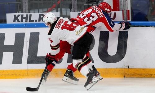 КХЛ представила превью второго матча финала Кубка Гагарина с участием принципиального соперника «Барыса»