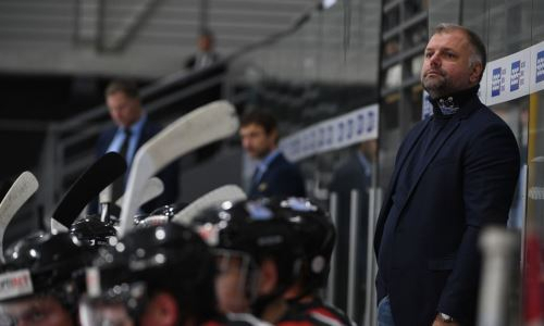 Соперник «Барыса» по КХЛ определился с тренерским штабом на новый сезон