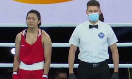 Казахстан завоевал первую медаль на молодежном чемпионате мира по боксу