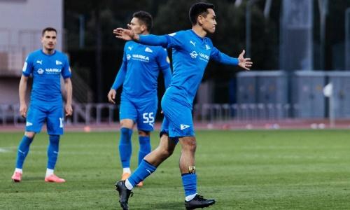 Российский клуб футболиста сборной Казахстана узнал хорошую новость о предстоящем сезоне