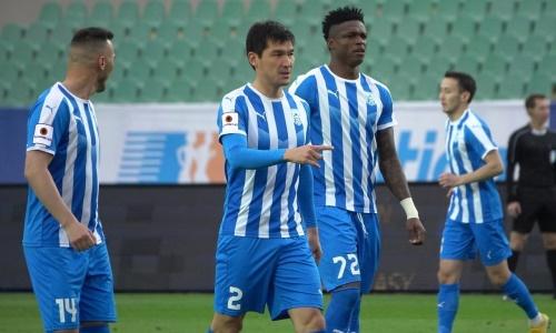 Елдос Ахметов прокомментировал победу «Тараза» в матче КПЛ и обратился к болельщикам