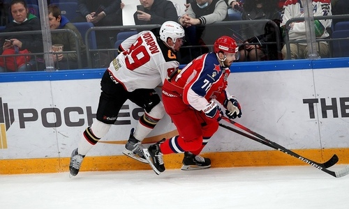 ЦСКА под руководством уроженца Казахстана победил «Авангард» во втором матче финала Кубка Гагарина