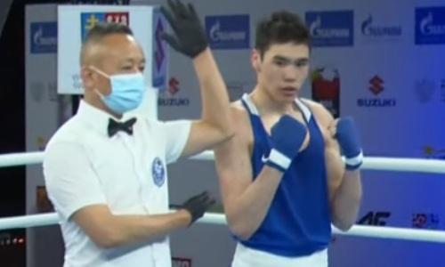 Круче Кубы и Узбекистана. Казахстанские боксеры выдают мощное выступление на МЧМ-2021