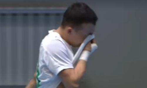 Жомарта Токаева довели до слез в матче плей-офф чемпионата Казахстана. Видео