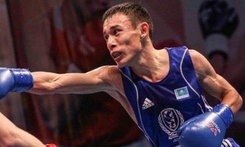 Чемпион Азии и WSB из Казахстана проиграл узбеку