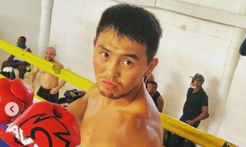 Казахстанский боксер оформил четвертый нокаут в профи за месяц