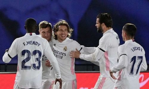 Прямая трансляция матча Ла Лиги «Кадис» — «Реал Мадрид»