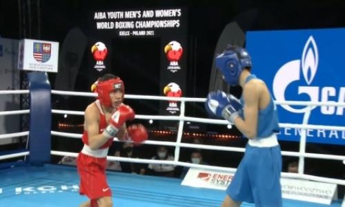 «Столько медалей». Экс-чемпион мира среди профи оценил казахстанцев на молодежном чемпионате мира 2021