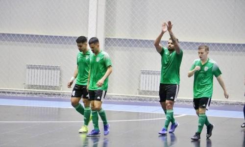 «Атырау» сравнял счет в серии с «Актобе» в матче плей-офф чемпионата РК
