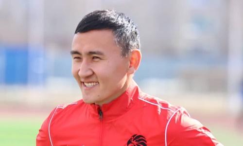 «Кызыл-Жар СК» объявил о подписании экс-игрока «Кайрата»