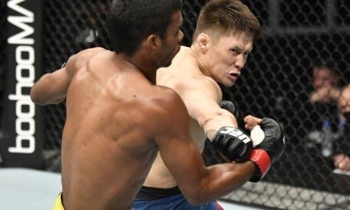 «У него львиное сердце». Казахстанский боец UFC приехал в топовый лагерь и впечатлил зарубежного тренера
