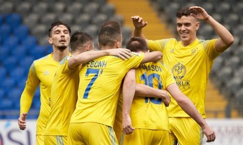 «Астана» может принять участие в тюркской Суперлиге