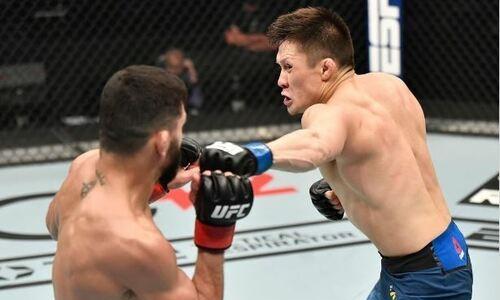 «Я же там чуть не умер». Жумагулов продолжил сожалеть о втором поражении в UFC и о том, что не снялся с турнира