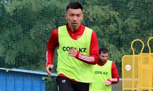 Экс-кандидат в сборную Казахстана определился со своим новым клубом