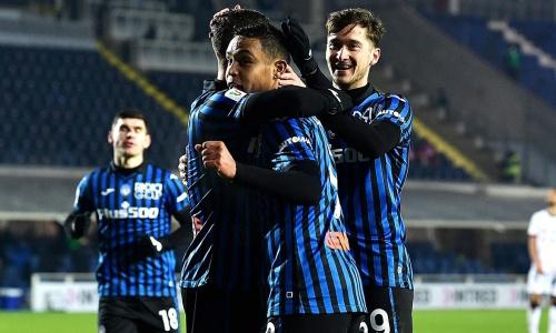 Прямая трансляция матча Серии А «Рома» — «Аталанта»