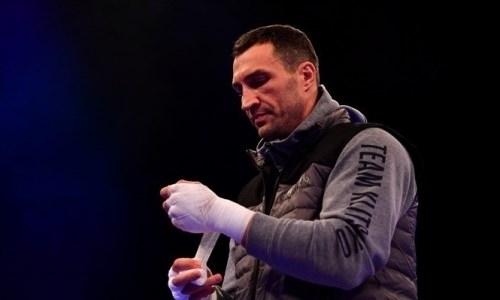 «Есть незаконченное дело». Назван бой, ради которого Владимир Кличко мог бы вернуться в ринг