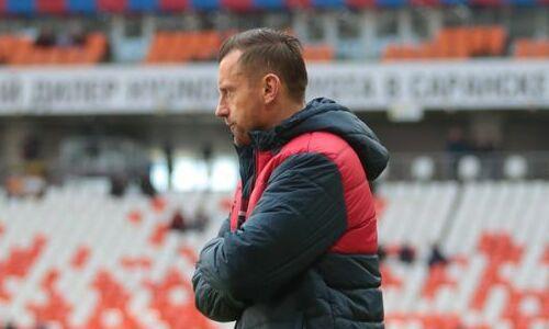 «У нас сейчас мало игроков». Олич оценил важность возвращения Зайнутдинова и других лидеров к матчу со «Спартаком»