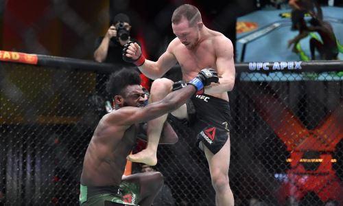 «Любой старается избежать». Чемпионка UFC разобрала запрещённый удар Петра Яна в бою со Стерлингом