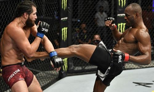 Во сколько начнется бой-реванш Усман — Масвидаль за титул чемпиона UFC