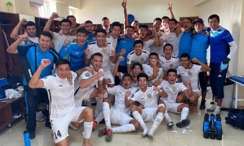 Первый гол Кубка Казахстана-2021 был забит на 87-й секунде