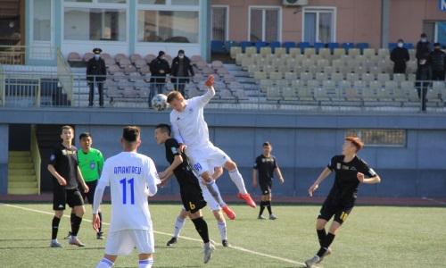 Определились пары второго предварительного этапа Кубка Казахстана