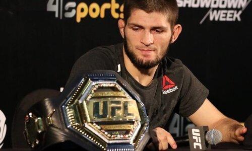 Названы имена главных претендентов на чемпионский пояс Хабиба Нурмагомедова после его ухода из UFC