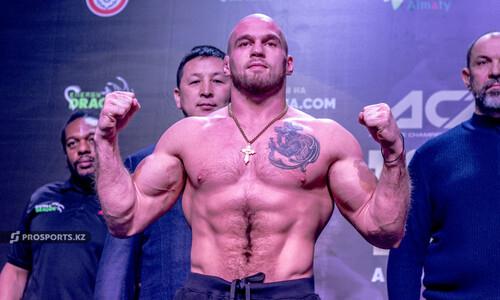 Известный казахстанский файтер близок к бою с чемпионом АСА. Подробности