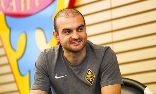 «Лучше, чем в Армении». Европейский футболист объяснил всю привлекательность КПЛ для зарубежных игроков