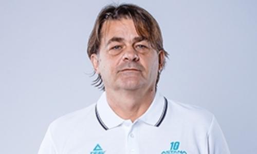 Исполняющий обязанности главного тренера «Астаны» высказался о долгожданной победе в матче с клубом «Зелена Гура»