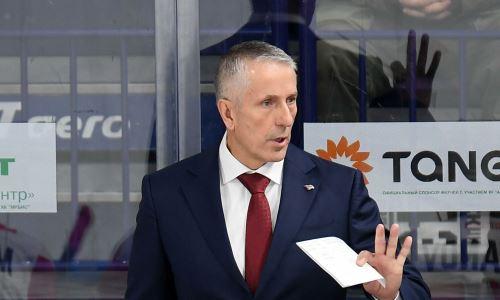 «Все свелось к одному моменту». Наставник принципиального соперника «Барыса» объяснил второе поражение от ЦСКА