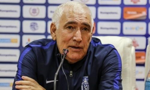 «Не имена решают». Ваит Талгаев дал прогноз на матч «Атырау» — «Кайрат»