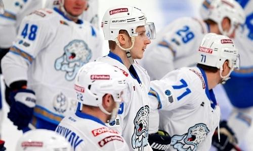 «Барыс» представил информацию о сломавшем одноклубнику челюсть хоккеисте сборной Казахстана