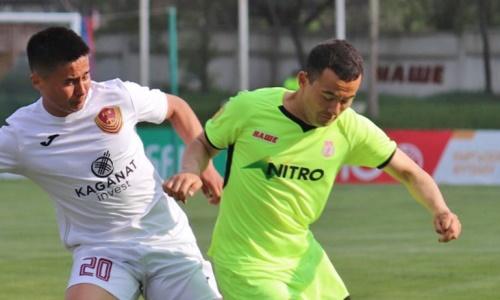 Зарубежный клуб с казахстанским футболистом в составе вырвал победу у прямого конкурента