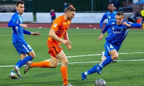Европейский клуб снова оставил казахстанца в запасе и проиграл седьмой матч подряд