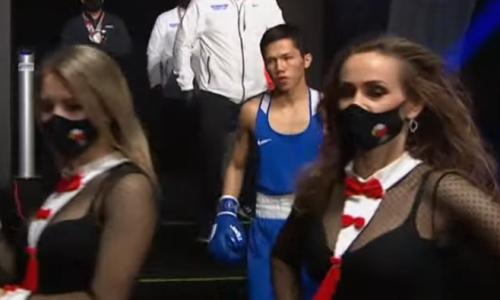 Казахстан завоевал первое «золото» на молодежном чемпионате мира по боксу