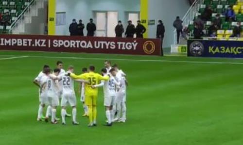 Видеообзор матча Премьер-Лиги «Тобол» — «Туран» 5:0