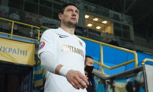 Обладатель Кубка УЕФА и финалист Лиги Европы отказался переходить в клуб из Казахстана