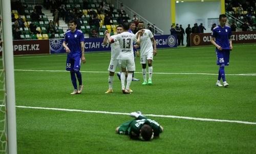 Клуб КПЛ сыграл матч с «Тоболом» без четырех футболистов основы. Известны причины