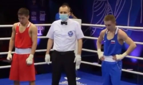 «Я не понял». В России отказались признавать победу россиянина над казахстанским боксером. Видео