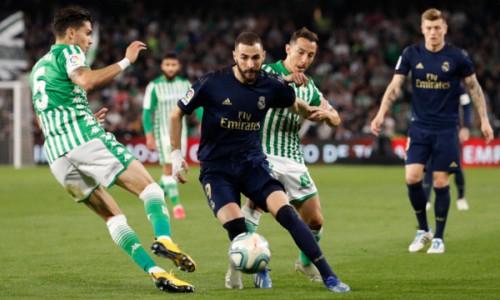 Прямая трансляция матча Ла Лиги «Реал Мадрид» — «Бетис»