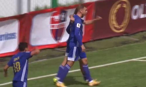 Видео гола Антипова матча Премьер-Лиги «Акжайык» — «Актобе»