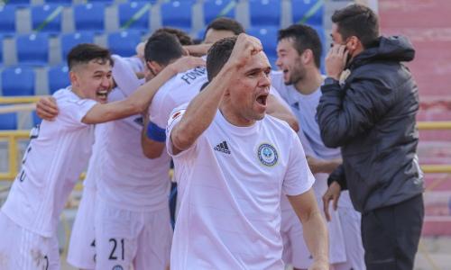 «Ордабасы» совершил камбэк за две минуты и отправил «Кайрат» на пятое место в КПЛ