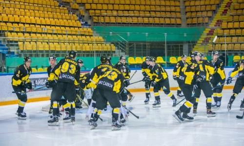 «Сарыарка» вышла вперед в финальной серии плей-офф чемпионата РК с «Арланом»