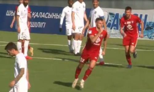 Видеообзор матча Премьер-Лиги «Ордабасы» — «Кайсар» 4:2