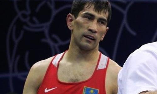 Казахстанский боксер победил чемпиона мира из России и выиграл «золото» турнира в Санкт-Петербурге. Видео