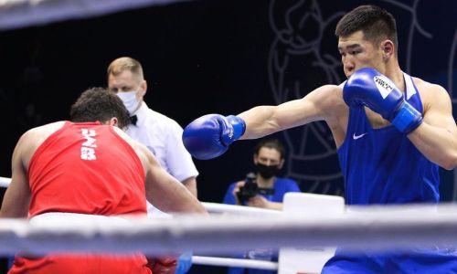 Какое место заняли казахстанские боксеры в соперничестве с Россией и Узбекистаном в Санкт-Петербурге