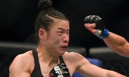 Чемпионка UFC после 21 победы кряду проиграла сенсационным нокаутом. Видео