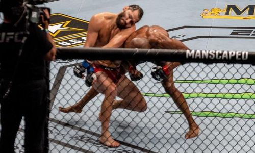 Усман — Масвидаль: видео полного боя-реванша с диким нокаутом в HD