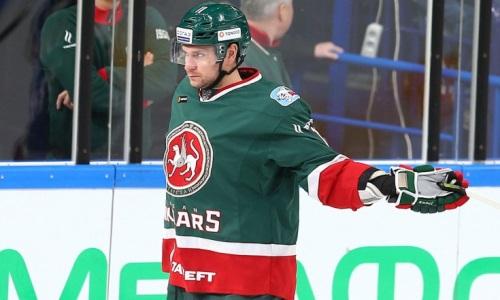 Нападающий с 458 матчами в КХЛ не хочет играть в топ-клубе конференции «Барыса»